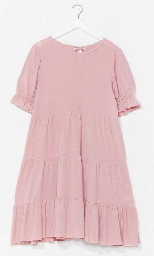 Рожева сукня Qed London