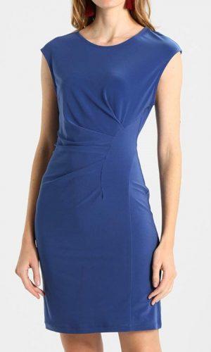 Облягаюча сукня-міді до колін